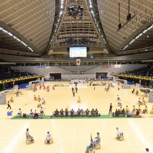熱気溢れる東京体育移管